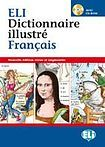 XXL obrazek ELI DICTIONNAIRE ILLUSTRE FRANCAIS + CD-ROM
