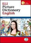 XXL obrazek ELI PICTURE DICTIONARY OF ENGLISH + CD-ROM