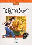 ELI READERS The Egyptian Souvenir + CD cena od 143 Kč