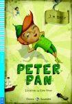 James M. Barrie: Peter Pan cena od 115 Kč