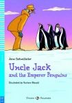 Jane Cadwallader: Uncle Jack and the Emperor Penguins
