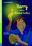 Jane Cadwallader: Harry and an Electrical Problem cena od 116 Kč
