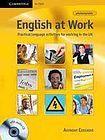 Cambridge University Press English at Work with Audio CD cena od 944 Kč