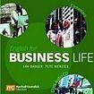 Heinle ENGLISH FOR BUSINESS LIFE ELEMENTARY AUDIO CD (1) cena od 695 Kč