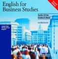 Cambridge University Press English for Business Studies Audio CDs (2) cena od 0 Kč