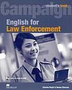Macmillan English for Law Enforcement Student´s Book with CD-ROM cena od 791 Kč