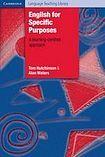 Cambridge University Press English for Specific Purposes cena od 639 Kč