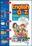 ELI ENGLISH FROM A TO Z Book + audio CD cena od 250 Kč