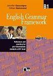 BLACK CAT - CIDEB English Grammar Framework B1 Student´s Book with Audio CD-ROM cena od 338 Kč