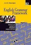 BLACK CAT - CIDEB English Grammar Framework B2 Student´s Book with Audio CD-ROM cena od 342 Kč
