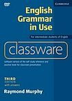 Cambridge University Press English Grammar in Use Classware DVD-ROM cena od 4 174 Kč