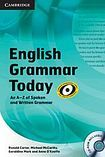 Cambridge University Press English Grammar Today Book with CD-ROM and Workbook Pack cena od 808 Kč