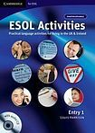 Cambridge University Press ESOL Activities Entry 1 cena od 1040 Kč