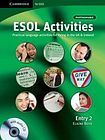 Cambridge University Press ESOL Activities Entry 2 cena od 1040 Kč