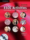 Cambridge University Press ESOL Activities Entry 3 cena od 1040 Kč