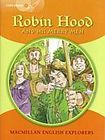 Macmillan Explorers 4 Robin Hood cena od 96 Kč