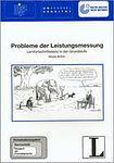 Langenscheidt FERNSTUDIENHEIT 10: Probleme der Leistungsmessung Buch cena od 184 Kč