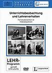 Langenscheidt FERNSTUDIENHEIT 32: Unterrichtsbeobachtung und Lehrerverhalten DVD cena od 355 Kč