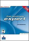 Longman First Certificate Expert (New Edition) Student´s Resource Book without Answer Key with Audio CD cena od 143 Kč