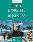 Longman First Insights Into Business Student´s Book cena od 774 Kč