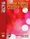 Macmillan Focusing on IELTS General Training Practice Tests + key + CD Pack cena od 672 Kč