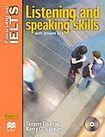Macmillan Focusing on IELTS Listening a Speaking Skills with Key + Audio CD Pack cena od 639 Kč
