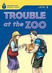 Heinle FOUNDATION READERS 2.3 - TROUBLE AT THE ZOO cena od 137 Kč