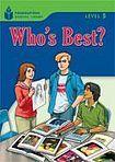 Heinle FOUNDATION READERS 5.1 - WHO´S BEST? cena od 133 Kč