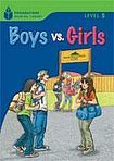 Heinle FOUNDATION READERS 5.4 - BOYS VS. GIRLS cena od 137 Kč