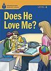 Heinle FOUNDATION READERS 6.3 - DOES HE LOVE ME? cena od 137 Kč