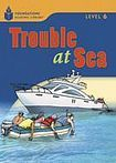 Heinle FOUNDATION READERS 6.5 - TROUBLE AT SEA cena od 137 Kč