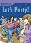 Heinle FOUNDATION READERS 7.1 - LET´S PARTY cena od 137 Kč