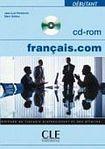 CLE International FRANCAIS.COM DEBUTANT CD-ROM cena od 622 Kč