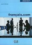 CLE International FRANCAIS.COM DEBUTANT ELEVE cena od 439 Kč