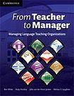 Cambridge University Press From Teacher to Manager cena od 920 Kč