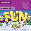 Cambridge University Press Fun for Flyers Audio CD 2nd Edition cena od 568 Kč
