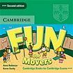 XXL obrazek Cambridge University Press Fun for Movers Audio CD 2nd Edition