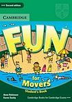 XXL obrazek Cambridge University Press Fun for Movers Student´s Book 2nd Edition