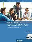 Hueber Verlag Geschäftskommunikation Verhandlungssprache, Kursbuch mit Audio-CD cena od 470 Kč