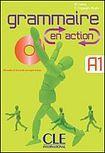 CLE International Grammaire EN ACTION Débutant A1.1/A1 - Cahier d´exercices + CD audio cena od 409 Kč