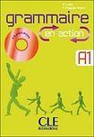 CLE International Grammaire EN ACTION Débutant A1/A2 + CD audio cena od 399 Kč
