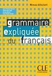 CLE International Grammaire expliquée niveau débutant(A1) cena od 335 Kč