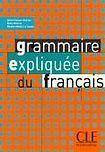 CLE International Grammaire expliquée niveau intermédiaire(A2) cena od 481 Kč