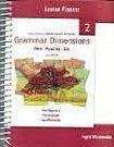 Heinle GRAMMAR DIMENSIONS 2 LESSON PLANNER cena od 831 Kč