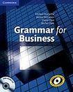 Cambridge University Press Grammar for Business with Audio CD cena od 684 Kč