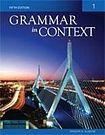 Heinle GRAMMAR IN CONTEXT 1 5E STUDENT´S BOOK International Student Edition cena od 428 Kč