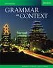 Heinle GRAMMAR IN CONTEXT BASIC 5E STUDENT´S BOOK International Student Edition cena od 422 Kč