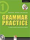 Cambridge University Press Grammar Practice Level 1 Paperback with CD-ROM cena od 282 Kč