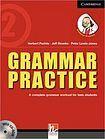 Cambridge University Press Grammar Practice Level 2 Paperback with CD-ROM cena od 282 Kč