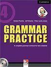 Cambridge University Press Grammar Practice Level 4 Paperback with CD-ROM cena od 282 Kč